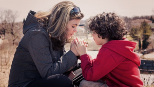 Cómo orar por los hijos - Estrategias que funcionan